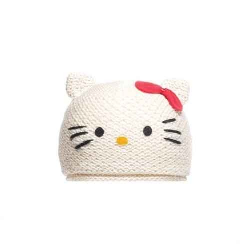 Knitting Pattern For Hello Kitty Hat : 1000+ images about Crochet Hello Kitty on Pinterest Fingerless mitts, Croch...