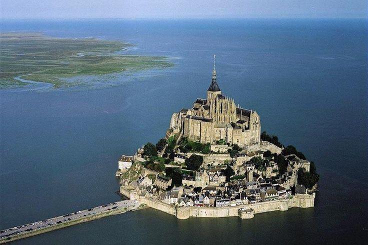 La Baie du Mt St-Michel - © OT du Mont Saint-Michel