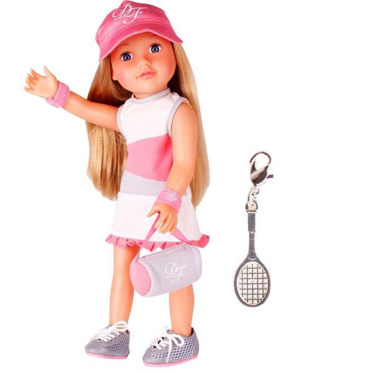 Chad Valley DesignaFriend Tennis Dress. in Dolls & Bears, Bears, Chad Valley | eBay