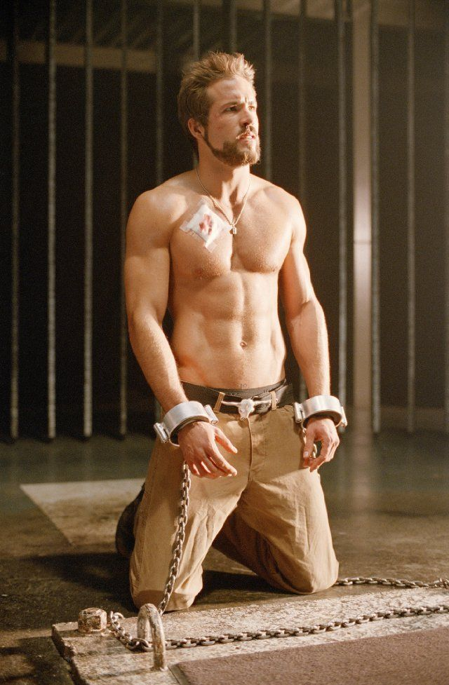 Ryan Reynolds showed off his abs in his February 2011 film, Blade: | Happy Birthday, Ryan Reynolds — Celebrate With His Sexiest Shots! | POPSUGAR Celebrity Photo 5