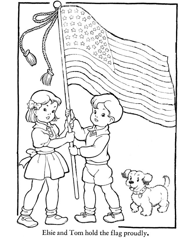 veterans day coloring page activity sheets for kids
