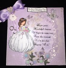 Wedding Card  On Your Wedding Day (boxed)