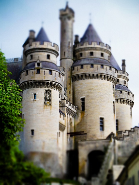 Pierrefonds (Oise) in Picardie FR from flickr