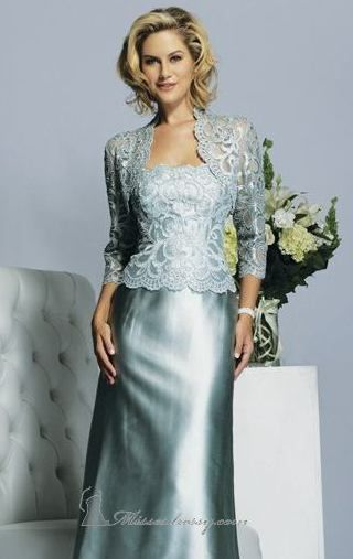 Beautiful Formal mother of the groom dress! This is one of the top two that I really love too!