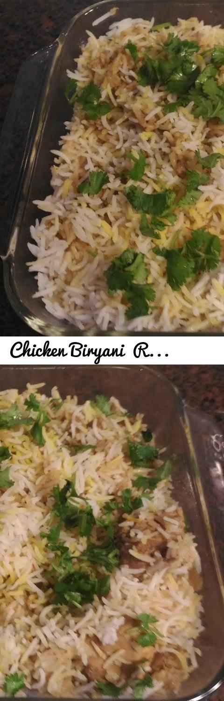 Tags: Homemade Chicken Biryani, Chicken Biryani, Easy Chicken Biryani, Easy  Chicken Biryani Restaurant Style, How To Make Chicken Biryani Recipe, ...