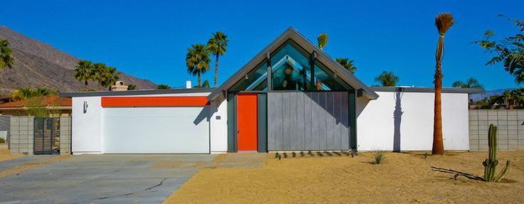 Palm Springs   real estate - Reborn Eichler