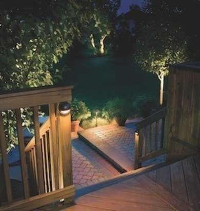 Kichler Deck Lights - Outdoor Lighting Ideas - 12 Ways to Light Your Property - Bob Vila