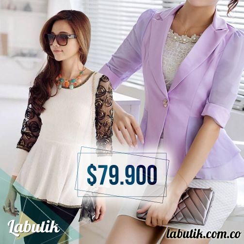¿Qué estilo prefieres? Elegante o casual www.labutik.co
