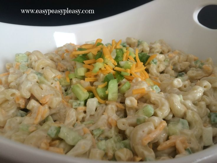 Are you in need of a really good dish to take to a cookout or potluck this summer? Are you looking for something new and delicious? Then you've come to the right place! I have a great macaroni salad recipe that you must try. My sister in law has made this macaroni salad for years …