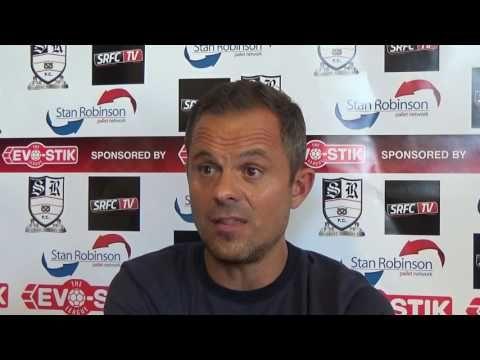 Post Match |Neil Kitching talks to Ben Matthews about Pre-season and Leek Town https://youtu.be/hj2wghCZqno