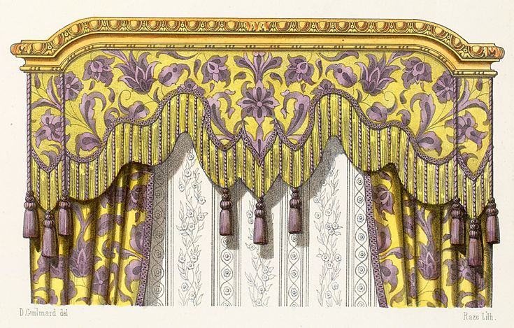 100 best couture windows images on pinterest curtain for Garde meuble 93