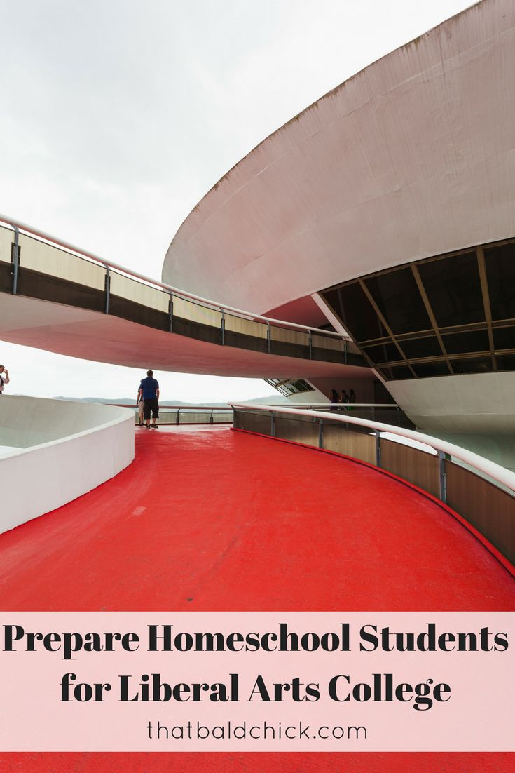 Colleges are becoming increasingly accepting of homeschool students. Here's what homeschool students need to prepare for a liberal arts college. AD