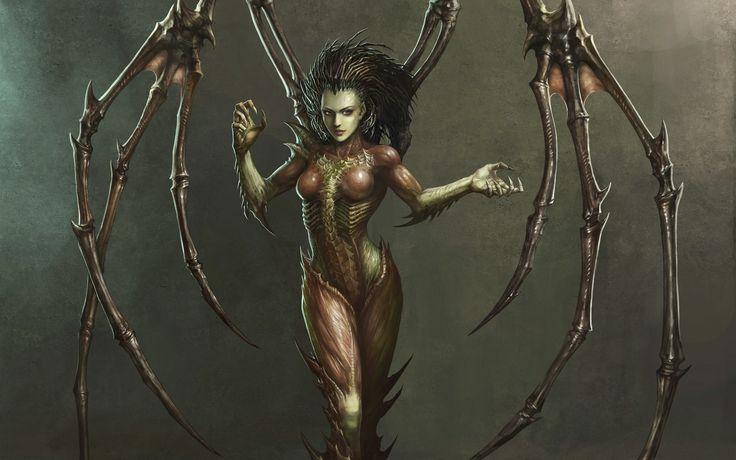 Arachnid - decepticon woman ,The worst of the worst
