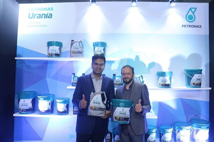 #PETRONAS Launches PETRONAS Urania with ViscGuard™