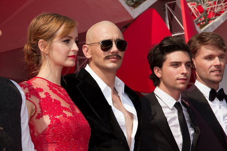 Featuring: James Franco,Ahna O'Reilly Cinzia Camela/WENN.com