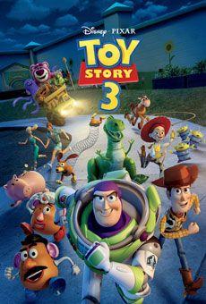 Toy Story 3 - La grande fuga - proiezione film di animazione