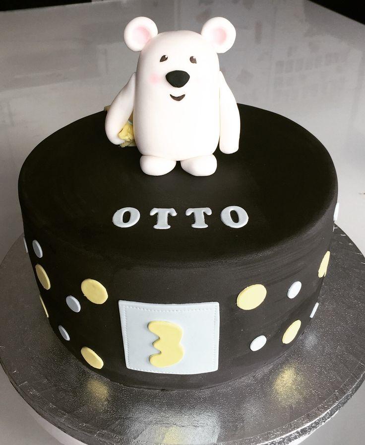 Jääkarhu Otto, icebear Otto