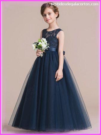 1b788fa70 Modelos de vestidos de noche para niñas #modelos #modelosvestidosdenoche  #noche #vestidos
