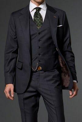 Mad Men Suit Navy # Pinterest++ for iPad #