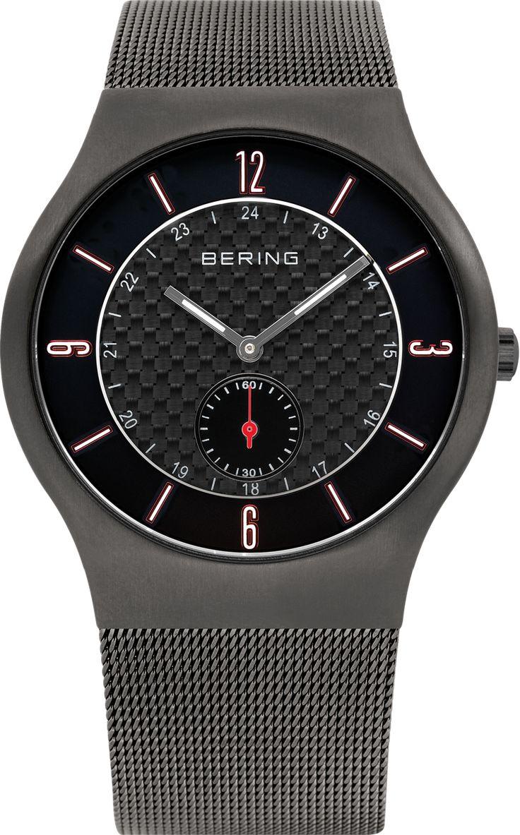 Bering Uhr 11940-377 mit Gravur