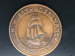 HMS Nancy Token