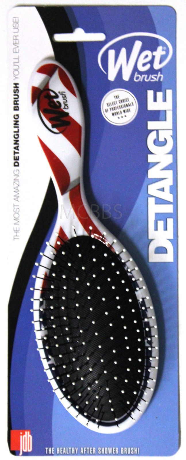 Jdb Wet Brush Usa American Flag Patriot Edition Best Detangling Brush America