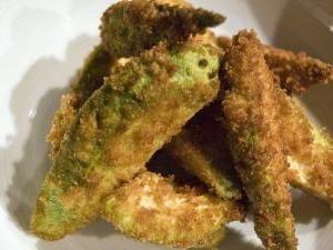 Spicy Avocado Fries