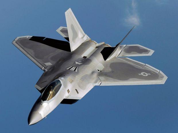 F-22 Raptor @ USAF                                                                                                                                                                                 More