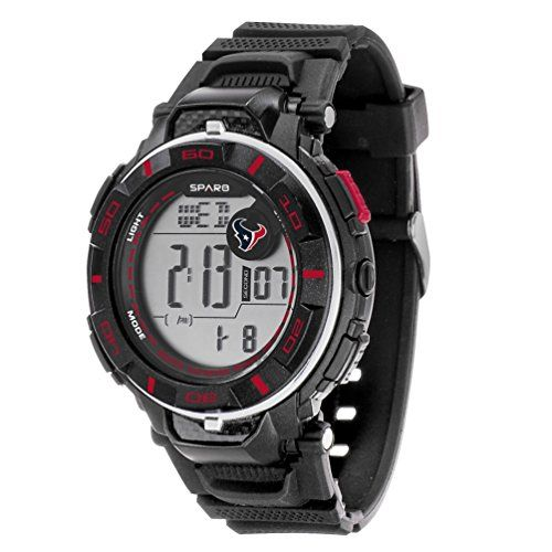 NFL Houston Texans Boys Sparo Power Watch Small Red ** Read more reviews of the product by visiting the link on the image.