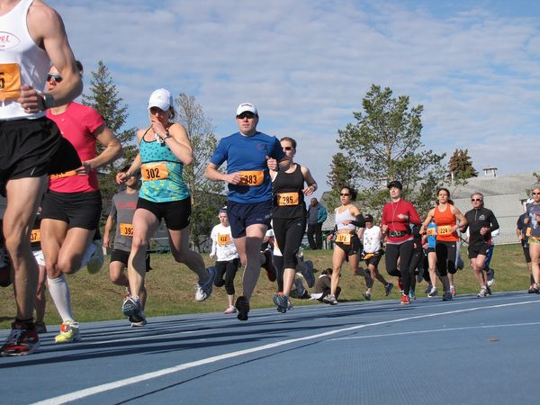 Running in Edmonton is rad - here are five running routes in Edmonton to up your running game.