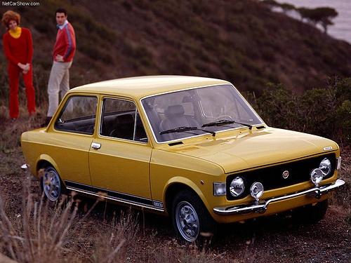 #Fiat 128