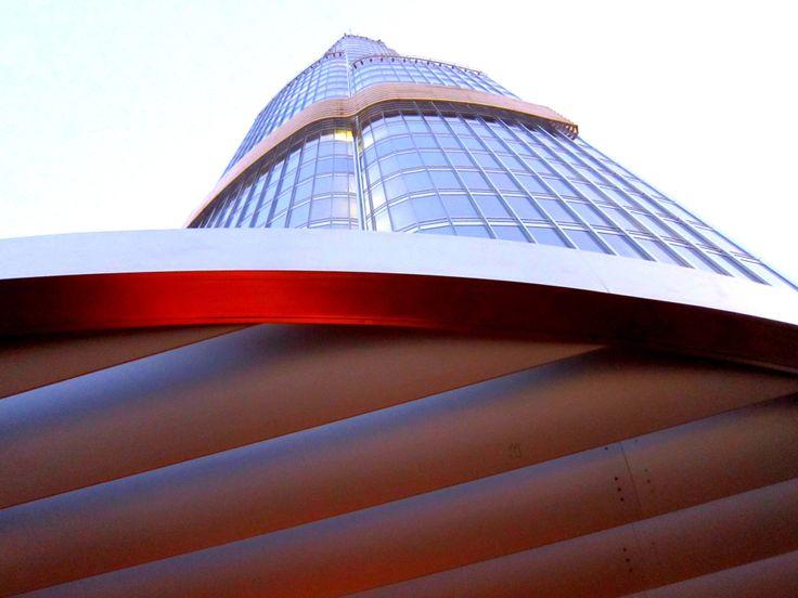 2010 | Dubai, UAE Burj Khalifa. Photo: Elizabeth LoNigro