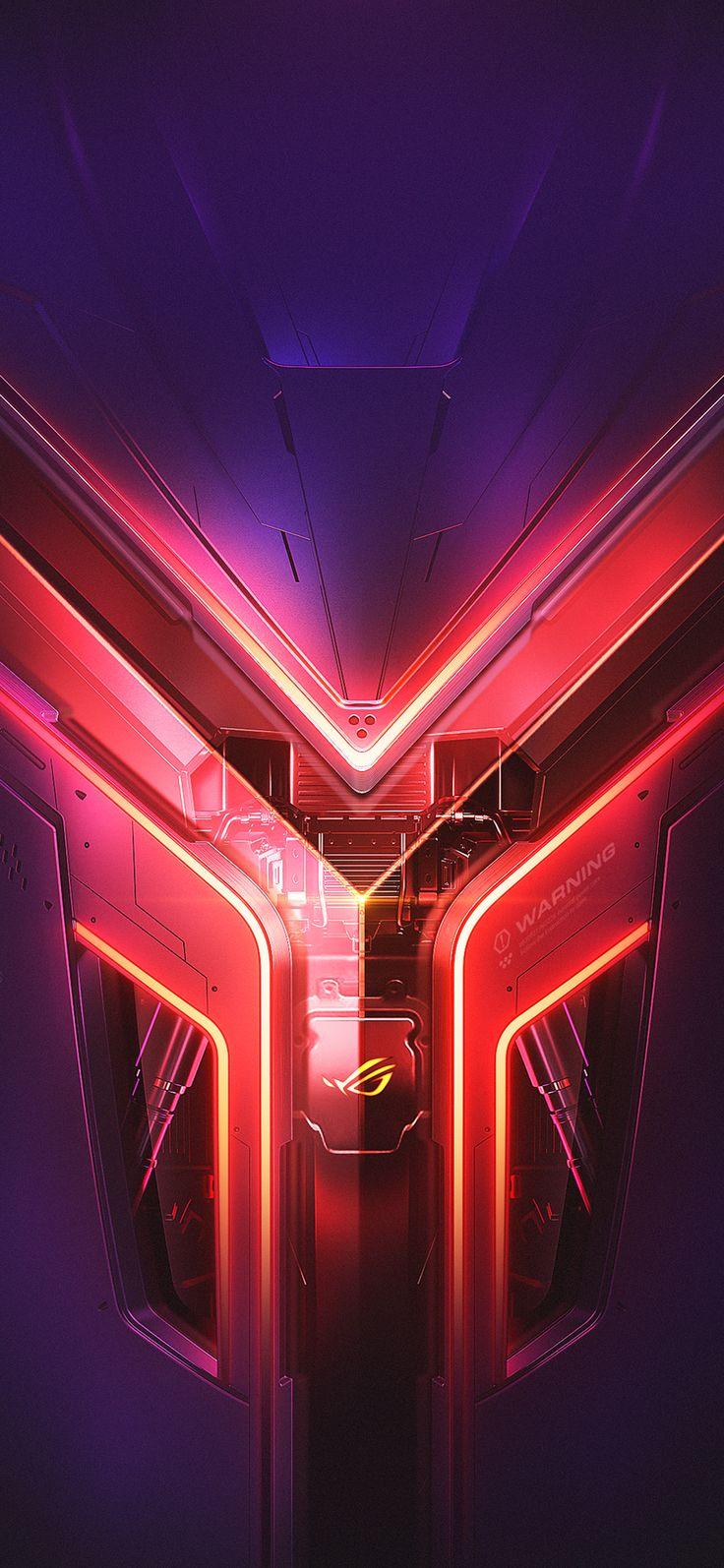 Descargar Asus Rog Phone 3 Stock Wallpapers Fhd In 2020 Gaming Wallpapers Hd Phone Wallpaper Design Stock Wallpaper