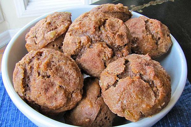 Biblical Seven Species Muffins