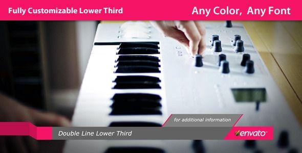 Music Lower Third