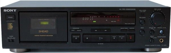 SONY TC-K570 (1991)
