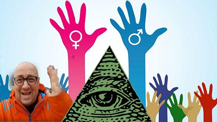 Teoria Gender Nuovo ordine mondiale e Meticciato