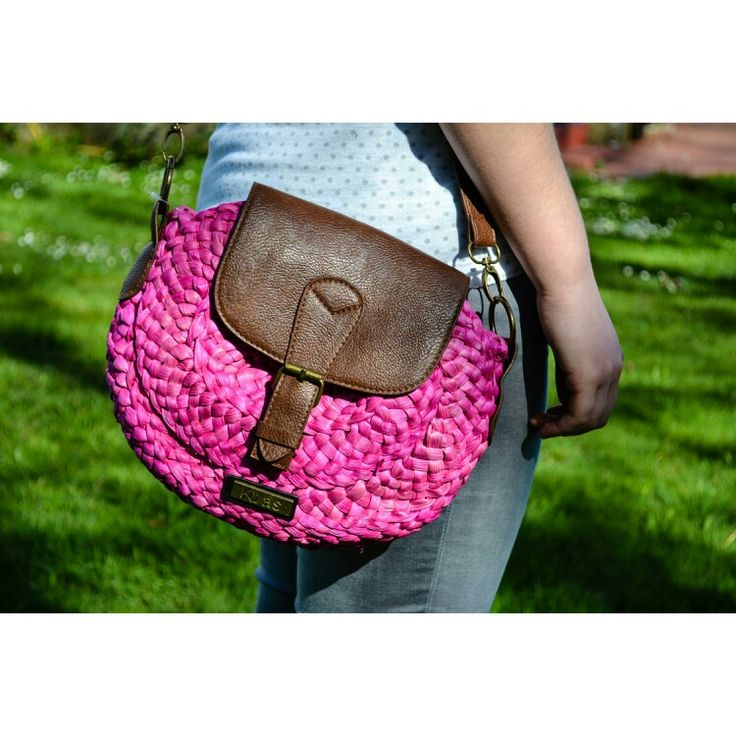Bolso Nature fucsia