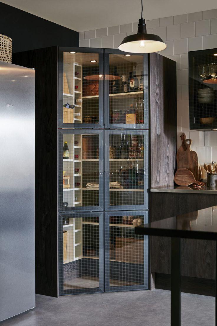 A la Carte -keittiöt Bistro - Pantry #keittiö #kitchen #bistro