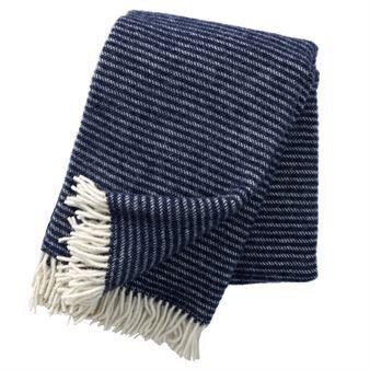 The stylish Ralph wool throw