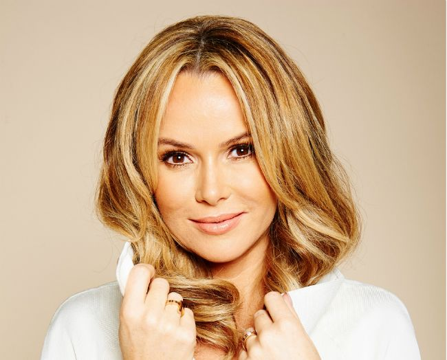Casting News: Amanda Holden Joins London Palladium Run Of Cinderella As The Fairy Godmother