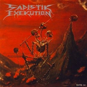 Second album from one of Australian most notorious extreme metal acts Sadistik Exekution..