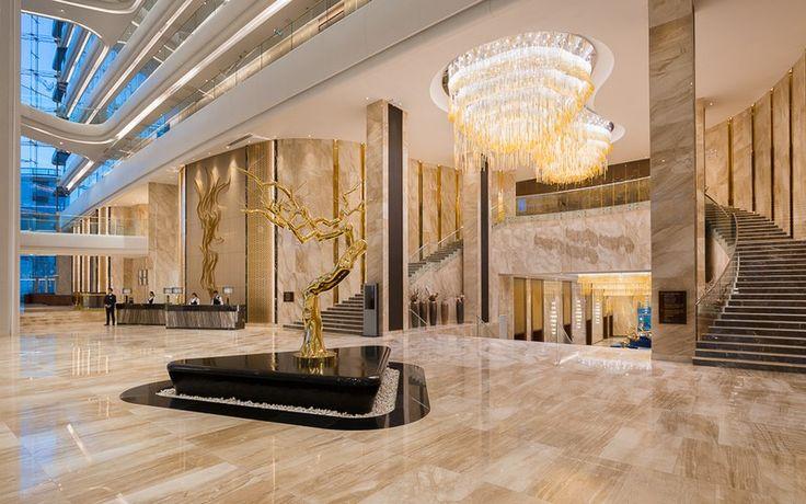 BRABBU Masterfully Furnishes the Splendorous Hilton Astana Hotel   ➤ #covetedfashion  #luxurymagazine #luxuryliving #luxurylifestyle #interiordesign #homedecor ➤ www.covetedition.com ➤ @covetedmagazine @bocadolobo @delightfulll @brabbu @essentialhomeeu @circudesign @mvalentinabath @luxxu @covethouse_ @rug_society @pullcast_jewelryhardware @bybrabbucontract