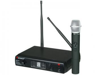 Microfone sem Fio - Karsect KRU 161