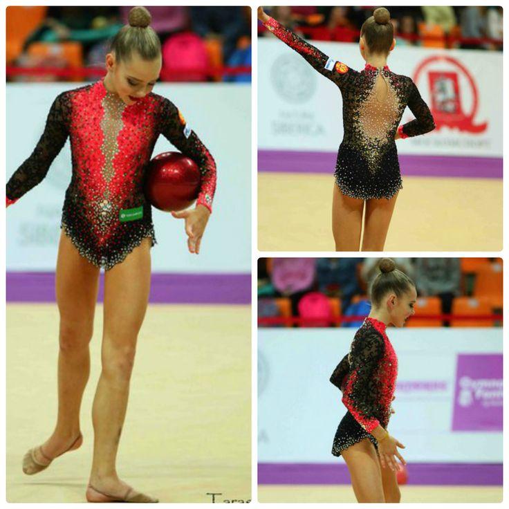 Polina Shmatko (Russia), ball 2016