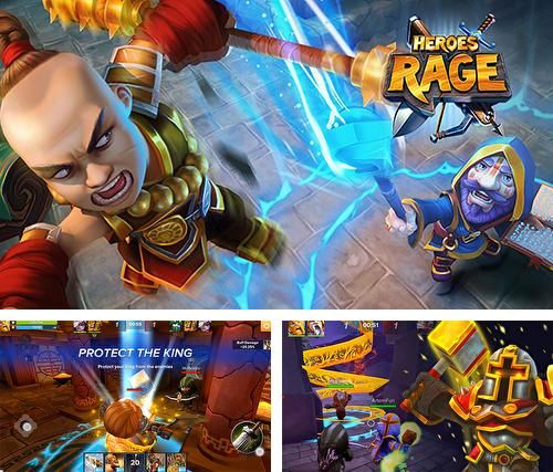 Heroes rage Hack is a new generation of web based game hack, with it's unlimited you will have premium game resources in no time, try it and get a change to become one of the best Heroes rage players.   Heroes rage – control a strong hero during dynamic team battles on different maps. …