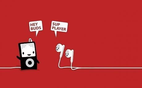 sup playerCheesy Jokes, Technology Humor, Funny Cartoons, Hey Bud, Mp3 Player, Funny Stuff, Tech Humor, Jokes Quotes, Music Humor