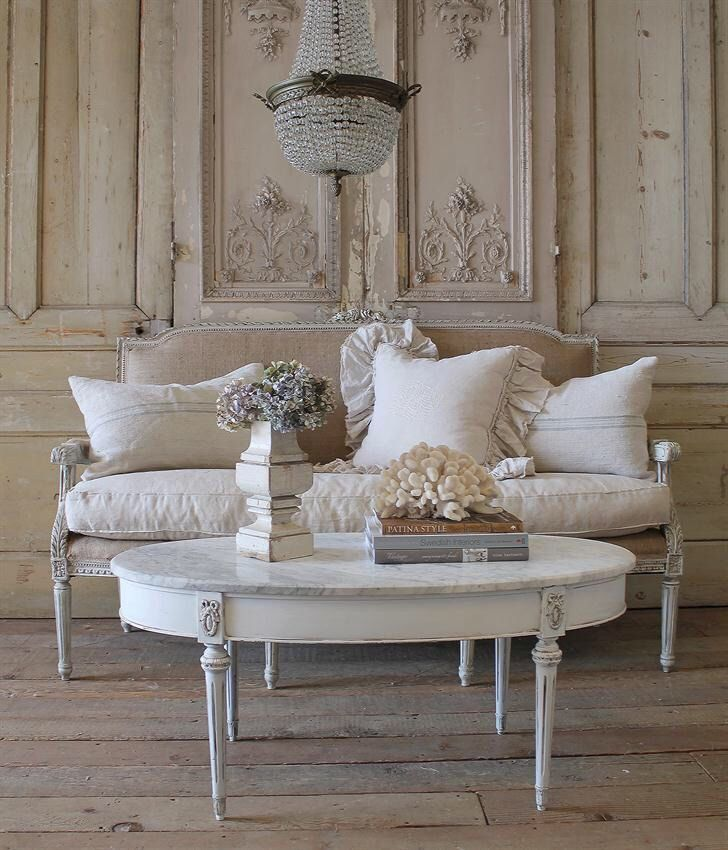 Antique Coffee table with marble by FullBloomCottage on Etsy https://www.etsy.com/listing/268970460/antique-coffee-table-with-marble