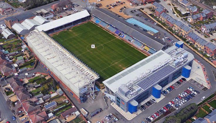 London Road Stadium - Home of Peterborough United FC