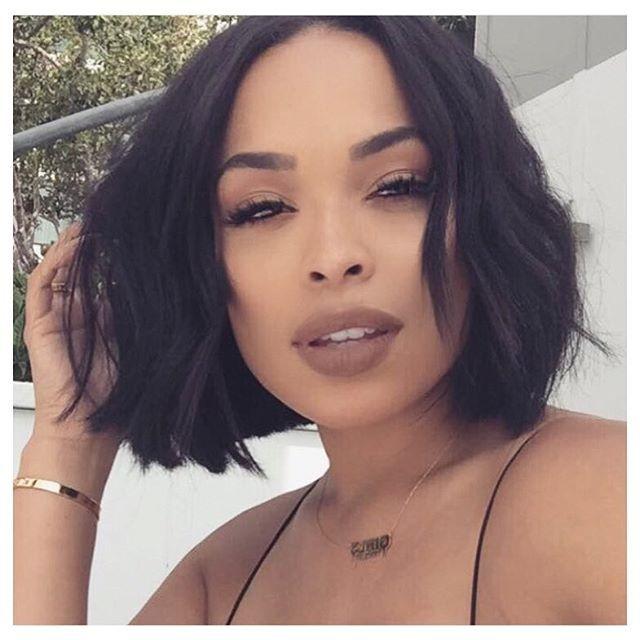 Stunning Heather Sanders 💁🏻 #TheBobLyfe #HairInspiration #Hairgasm